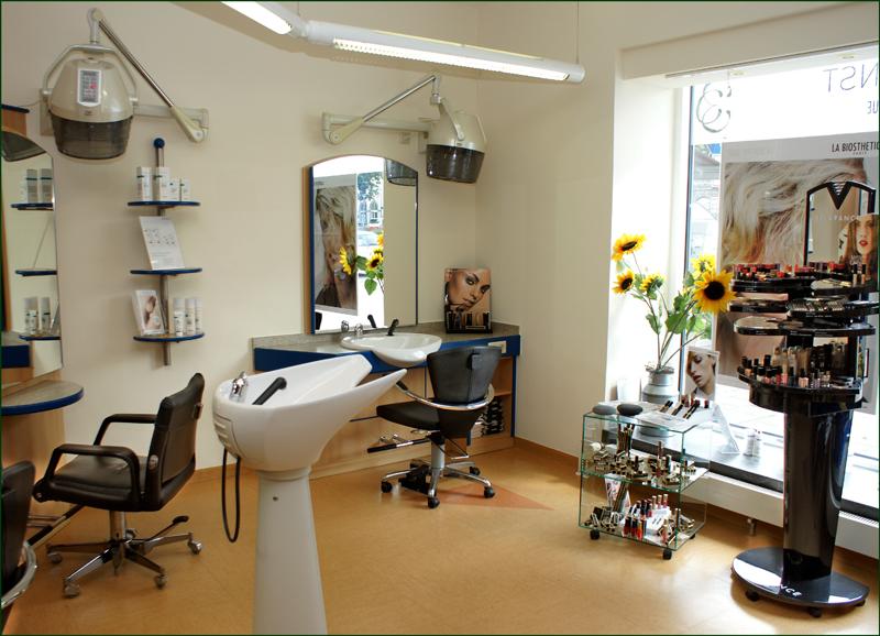 Friseur bayreuth salon christa ernst la biosthetique - La biosthetique salon ...